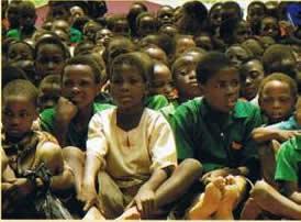 Malawi scuola 2009-2010