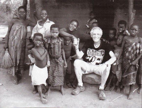 Gaetano in malawi