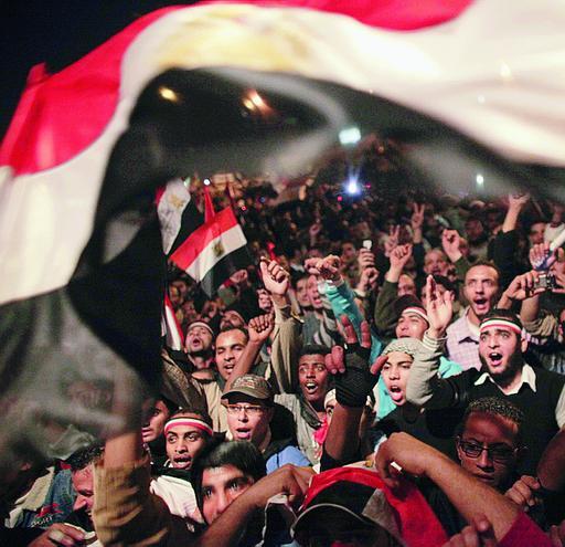 Egitto esulta