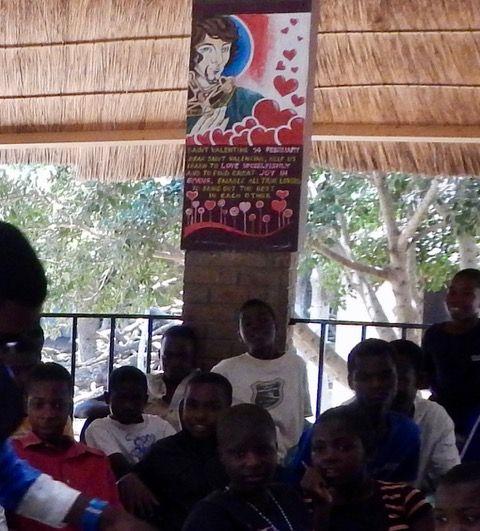 Festa di San Valentino in Malawi