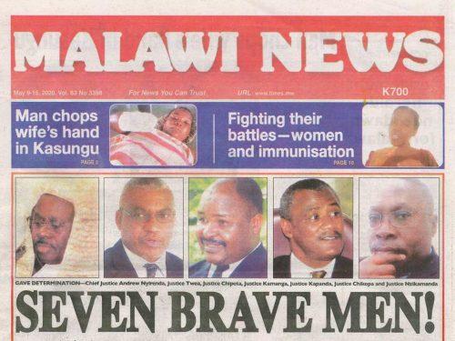 TAMTAM MALAWI A SCUOLA DI DEMOCRAZIA