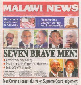 MALAWI NEWS - Giorno della democrazia