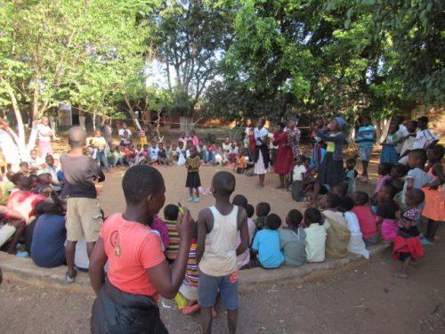 TAMTAM MALAWI – Silenzio stampa