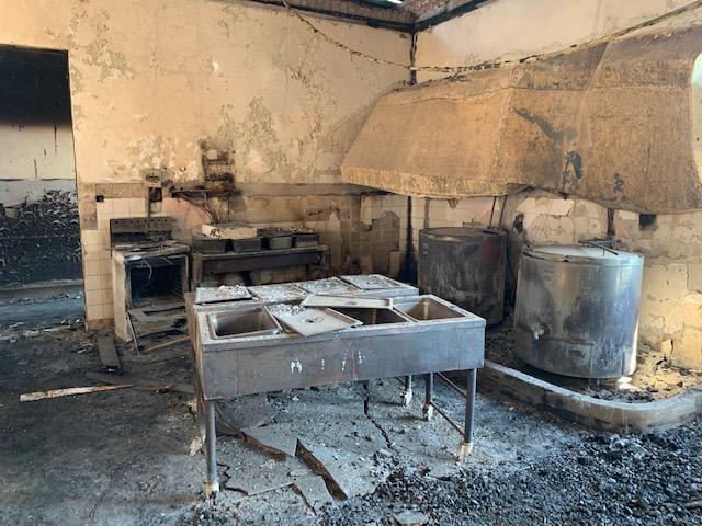 Impianto lavanderia Ospedale di Balaka